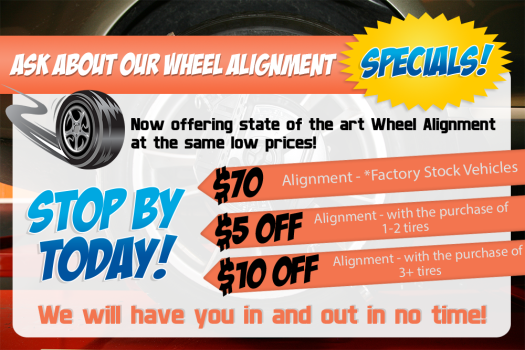 Wheel Alignment West Palm Beach, FL